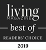 living magazine best of 2019 readers choice